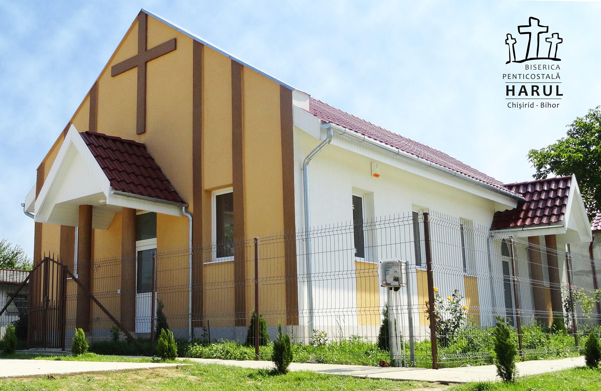 Biserica Chisirid