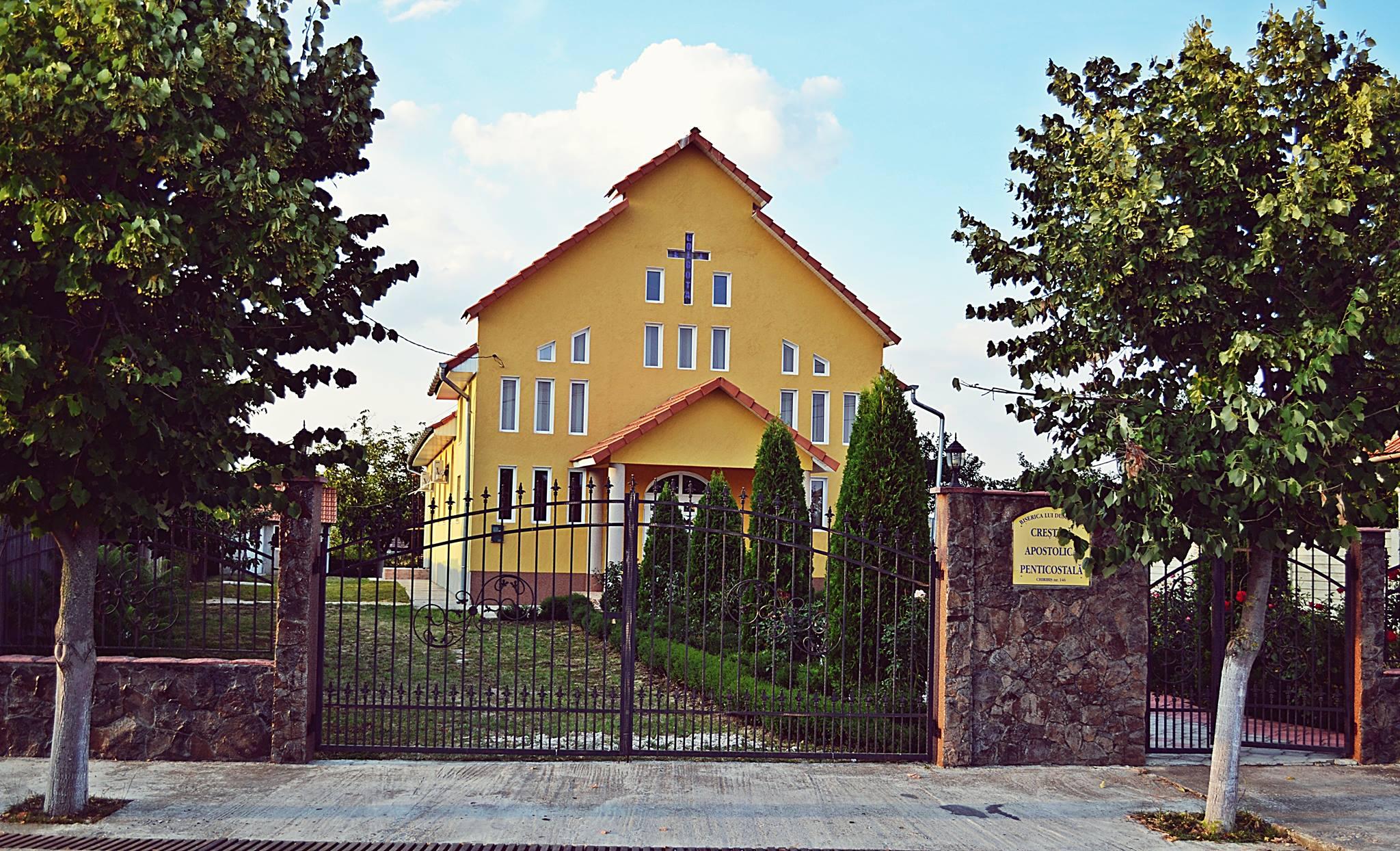 biserica chiribis