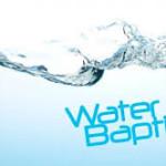 Botez în apă la Biserica Nădejdea Vie din Nojorid