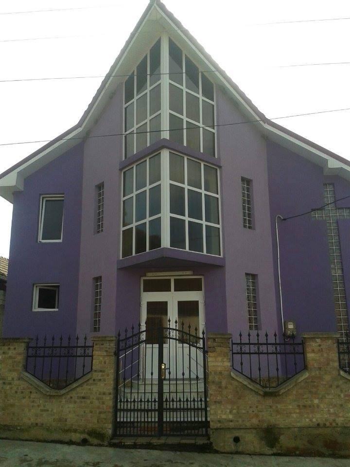 Biserica Ferice exterior