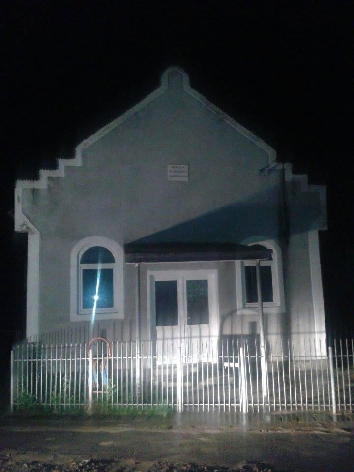 biserica tiganesti de beius exterior