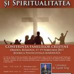 Conferința Familiilor Creștine cu dr. Lazăr Gog
